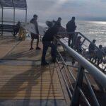 Miraflores: El frío se despide de Lima y cientos se vuelcan a las playas (FOTOS)
