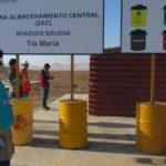 OEFA supervisa el proyecto minero Tía María