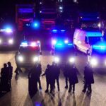 Independentistas catalanes cortan las principales vías de acceso a Barcelona