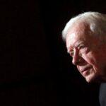 Jimmy Carter será operado este martes en EEUU por una hemorragia cerebral