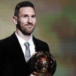 Francia: Lionel Messi obtiene su sexto Balón de Oro