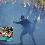 """EEUU: La CIDH condena el """"uso excesivo de la fuerza"""" durante las protestas en Chile"""