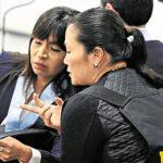 Nuevos testimonios involucran a Giulliana Loza en estrategia de falsos aportantes