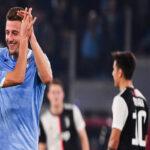 Lazio vence a Juventus 3-1 y obtiene la Supercopa de Italia