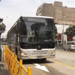 Alcalde de Lima garantiza continuidad de servicios de El Metropolitano (VIDEO)