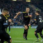 Premier League: Manchester City se restablece goleando 4-1 al Burnley