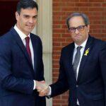 Gobernante español acepta reunión con líder regional de Cataluña