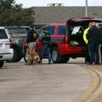 Imágenes de tiroteo en iglesia de Texas que dejó dos muertos (Video)