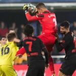 Liga Santander: Atlético de Madrid y Villarreal lejos de sus objetivos empatan 0-0