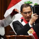 Diethell Columbus denuncia al presidente Martín Vizcarra ante el JNE
