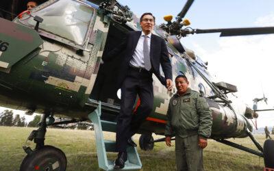 VizcarraAyacuchoHelicoptero