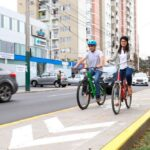 Magdalena del Mar: Implementan primera ciclovía en avenida Javier Prado