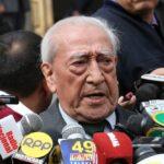 Elecciones 2020: JNE confirma exclusión de Isaac Humala