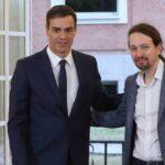 España: Sánchez e Iglesias presentan hoy el programa para su gobierno de coalición