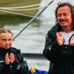 Padre de Greta Thunberg admite que familia cambió hábitos para salvar a hija
