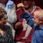 Lula dice que Bolsonaro quiere destruir a Brasil como en la Alemania nazista