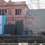 Argentina inicia la cuenta atrás para investir a Fernández como Presidente