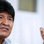 """Evo Morales critica a EEUU y los compara con tiempos del """"Plan Cóndor"""""""