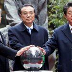 China: Li, Abe y Moon apuestan por solución pacífica para Corea y acuerdo comercial