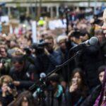 Greta Thunberg llega a Suiza prometiendo presionar al poder en Foro de Davos