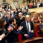 España: Parlament ratifica a Torra y acusa a la JEC de impulsar un golpe de Estado