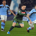 Serie A italiana: Lazio prolonga su racha ganadora derrotando 1-0 al Nápoles