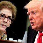 """Campaña de Trump contra la embajadora de Ucrania sacude el """"impeachment"""""""