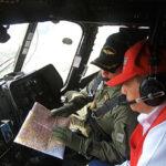 Ministro de Defensa supervisó zonas críticas afectadas por lluvias