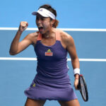 La china Qiang Wang elimina a Serena Williams del Grand Slam de Australia (Video)