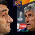 Barcelona despide al DT Ernesto Valverde y lo reemplazará Quique Setién