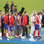 Supercopa de España: Muerte en la orilla para el Atlético de Madrid