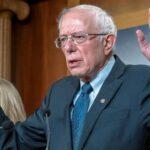 Sanders encabeza intención de voto en California para primarias demócratas