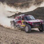 Dakar: Carlos Sainz gana quinta etapa y amplía su ventaja, Alonso acaba séptimo