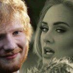 Adele y Ed Sheeran: Artistas de mayor éxito comercial en la última década