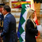 Bolivia: Gobierno más cerca de España que de México por las tensiones diplomáticas
