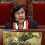 Ponencia de Ledesma declararía 'fundada' demanda y Vizcarra no regresaría (VIDEO)