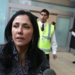 Nadine Heredia: Dictan 12 meses de impedimento de salida del país (VIDEO)