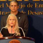 Gobernadora de P.Rico firma declaración de emergencia de desastre mayor