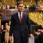 Sánchez confirmado por el Congreso como presidente del Gobierno español (video)