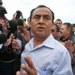 Poder Judicial dictará sentencia por juicio a Gregorio Santos este 6 de enero