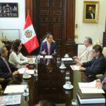 Vizcarra se reunió con Comisión de Reforma de Sistema de Justicia