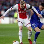Liga Europa: Getafe destierra la exquisitez del Ajax (VÍDEO)