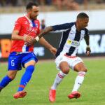 Alianza Lima sufre para igualar 1-1 con Mannucci por la Liga 1 (VÍDEO)