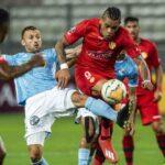 Sporting Cristal eliminado de la Copa Libertadores pese a ganar 2-1 a Barcelona