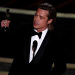 """Brad Pitt gana con """"Once Upon a Time…"""" su primer Óscar como actor"""
