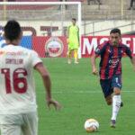 Universitario iguala 1-1 con Cerro Porteño por la fase 2 de la Copa Libertadores