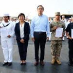 Ministra Cáceres: Gobierno ratifica compromiso de mejores condiciones de trabajo a jóvenes