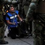 Chile no se rinde: Protesta en Viña del Mar deja numerosos detenidos y heridos (Videos)