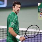 ATP de Dubai: Djokovic sobrevive a Monfils y jugará la final ante Tsitsipas