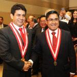 Fiscalía presenta denuncia constitucional contra Tomás Gálvez y César Hinostroza